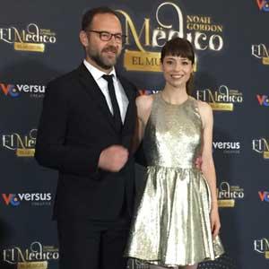 La espectacular puesta en escena del musical 'El médico' abrirá la próxima temporada del Teatro Nuevo Apolo.