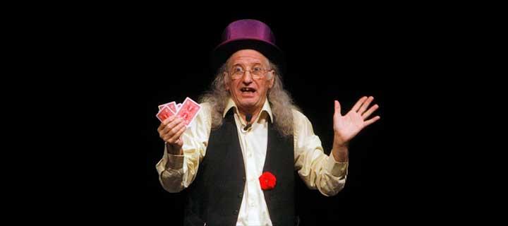 Juan Tamariz: magia potagia y aún más