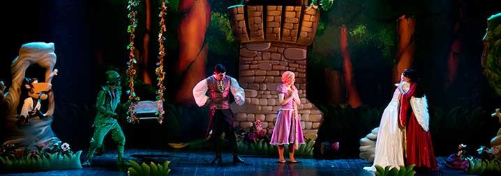 Finalizada: Descuentos para 'Rapunzel, el musical' en el Teatro Cofidis Alcázar