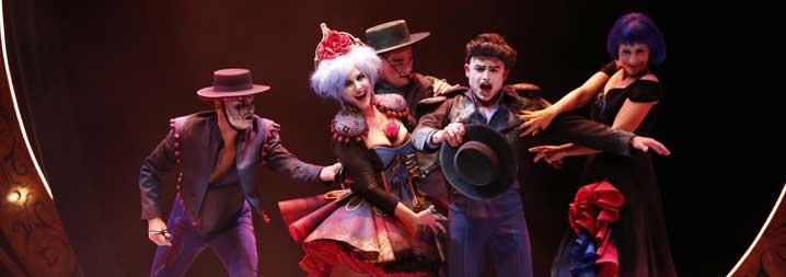 Yllana: The Opera Locos