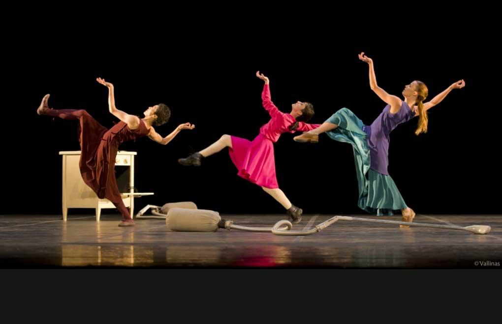 KYLIÁN/ GALILI/ DUATO: Compañía Nacional de Danza