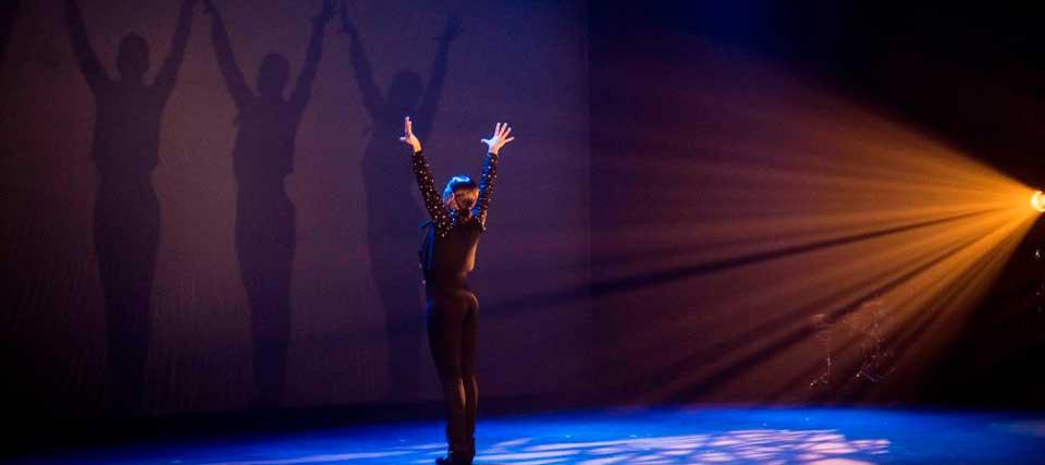 Sara Baras: Sombras
