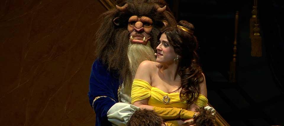 La Barbarie Teatro Musical: La Bella y la Bestia