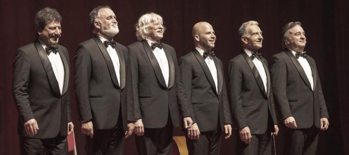 Les Luthiers: Viejos hazmerreíres