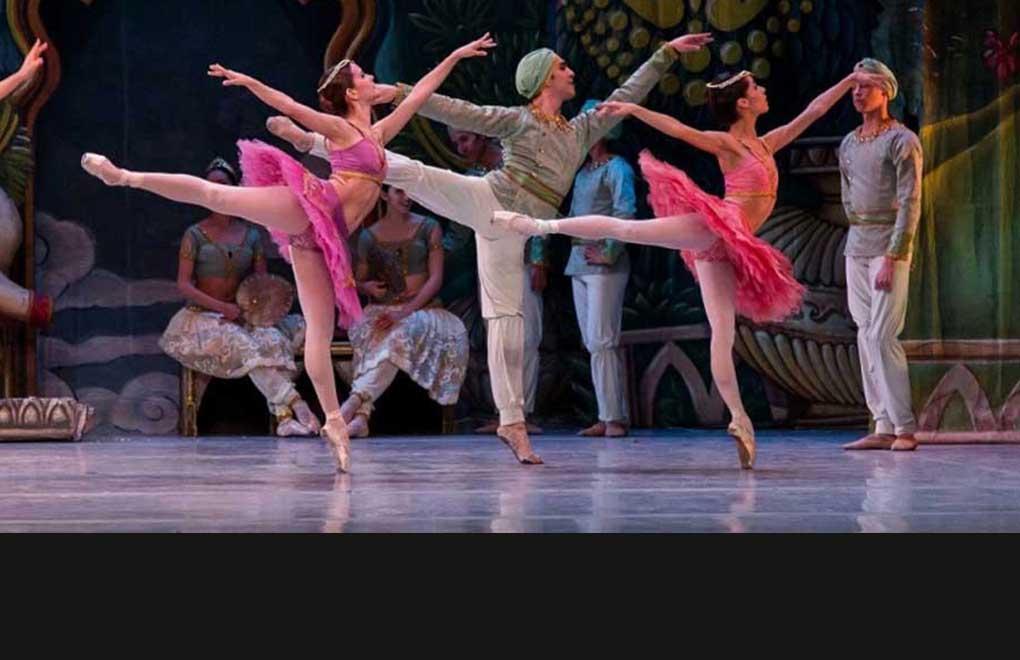 Ballet de Monterrey: La Bayadera