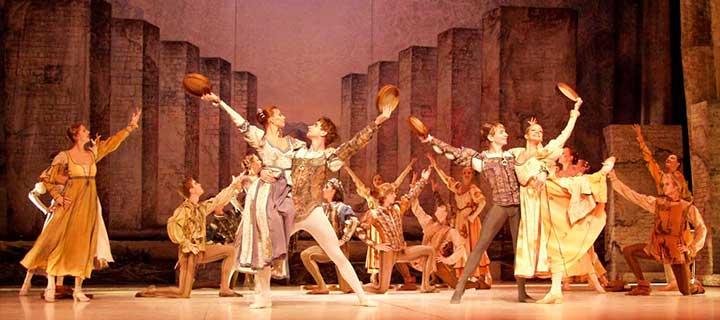Ballet Imperial Ruso – Romeo y Julieta