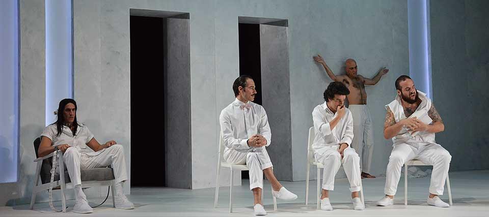 Finalizada: 20% de descuento para 'Alguien voló sobre el nido del cuco' en el Teatro Calderon