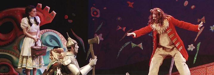 El Mago de Oz, un cuento musical