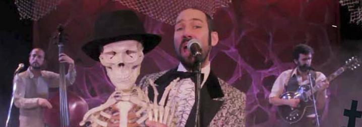 The Halloween Music Show (Canciones de miedo y risas)