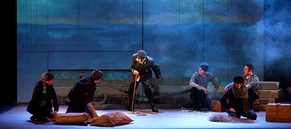 La princesa y el guisante, el musical