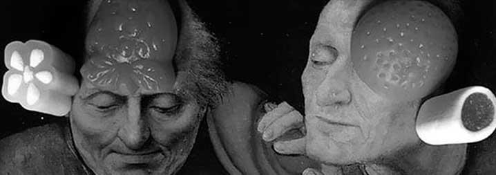 Rodrigo García: Enciclopedia de fenómenos paranormales Pippo y Ricardo bajo tutela de la Hermandad Logia Lautaro