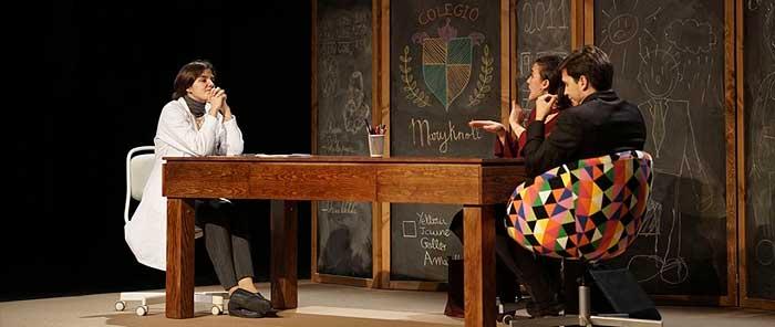 Finalizada: Entradas por solo 10€ para la comedia 'Tiza' en los Teatros Luchana