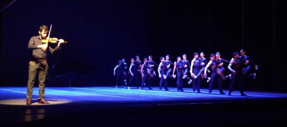 Ballet Nacional Sodre de Uruguay: Theme and Variations /Chacona /Encuentros