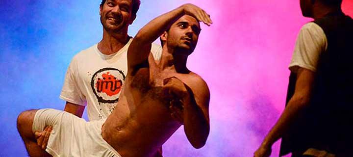 Entradas a 10€ y 14€ para '¡Improvisa, tío!' de Improclan en los Teatros Luchana