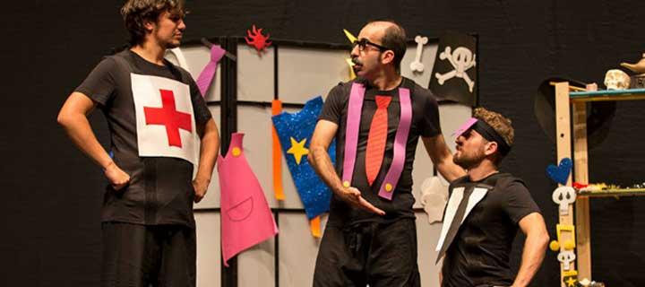 Entradas a 8€ y 10€ para 'Cuentos Irrepetibles' en los Teatros Luchana