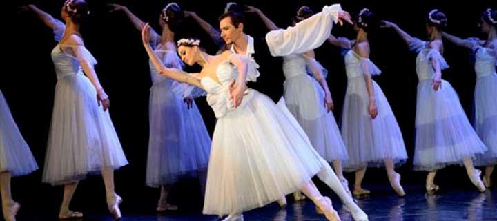 Ballet Imperial Ruso: Chopiniana, Bolero, Gala de Ballet