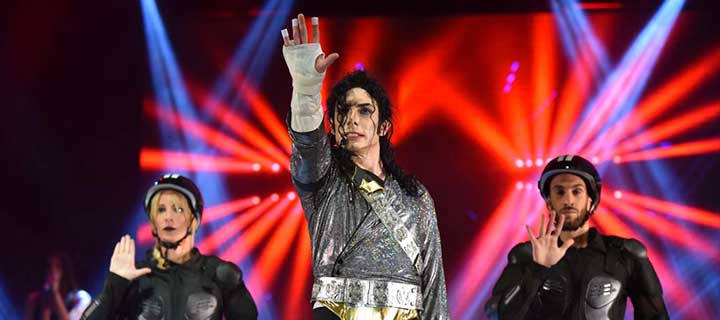 Michael Legend: Tributo a Michael Jackson