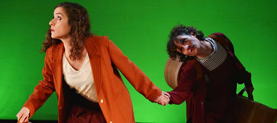 Compañía Cuarta Pared: En viaje - Sala Teatro Cuarta Pared - Teatro ...