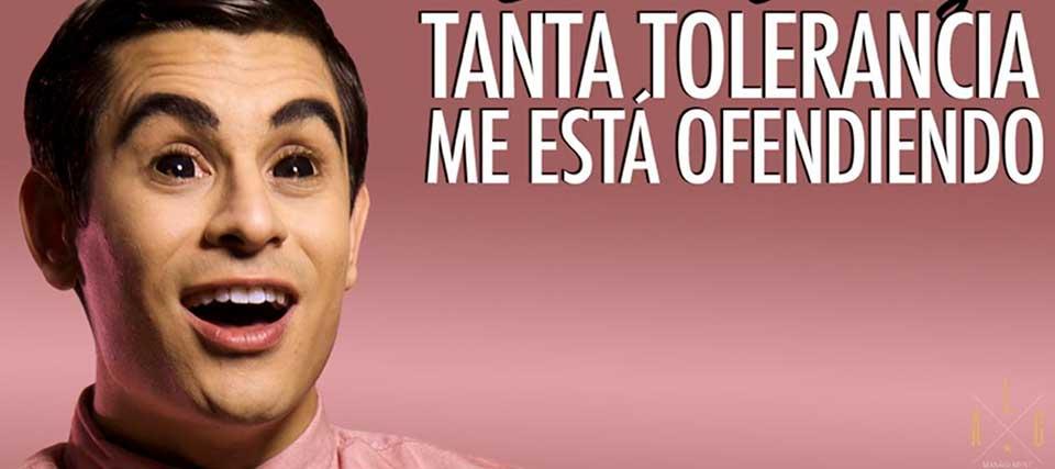 David Suárez: Tanta tolerancia me está ofendiendo