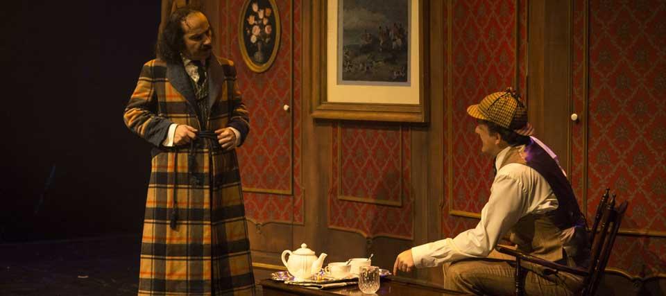 La comedia 'La muerte de Sherlock Holmes' a partir de 16€, en los Teatros Luchana