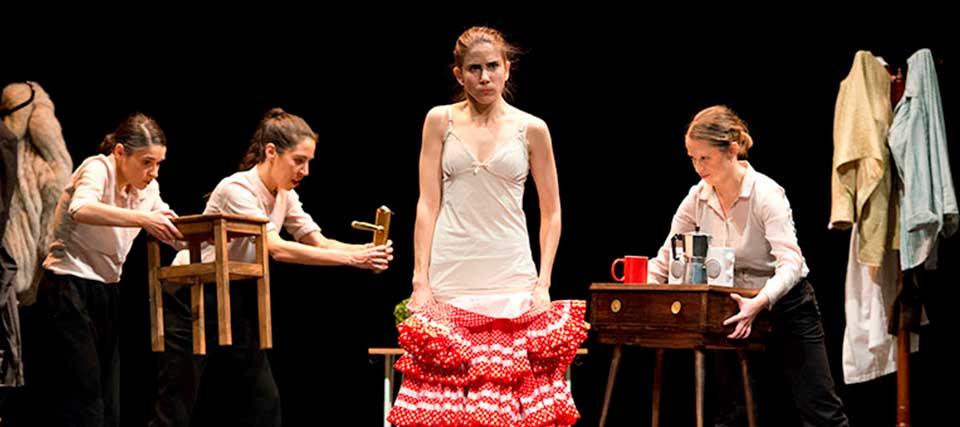 Finalizada: Entradas a 14€ para ver 'Interrupted' en el Teatro Lara