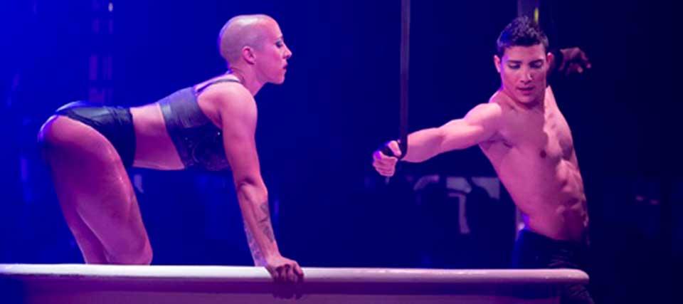 Finalizada: Hasta un 40% de dto. para 'Clandestino Adult Cabaret' en La Estación Bankia Gran Teatro príncipe Pío