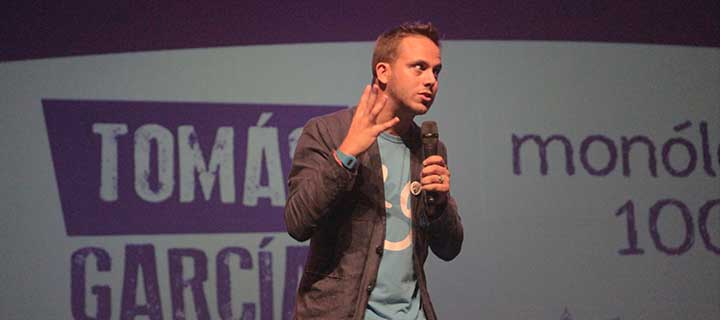 Tomás García: El humor es cultura