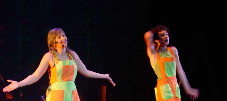 Entradas a 8€ y 10€ para 'Barriendo Re-Mi-Fa-Sol' en los Teatros Luchana