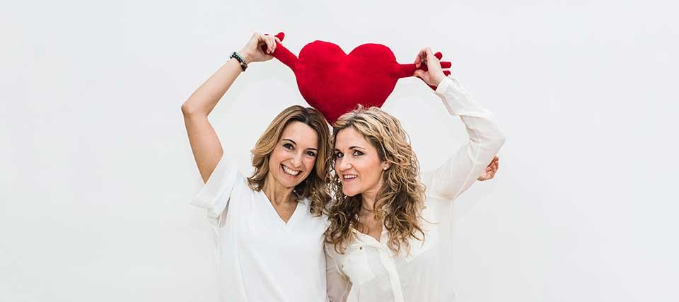 Silvia Congost y Patricia Ramírez: 10 maneras de cargarte tu relación de pareja