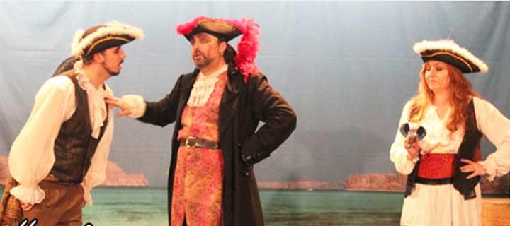 Piratas del Mediterráneo. En busca del tesoro