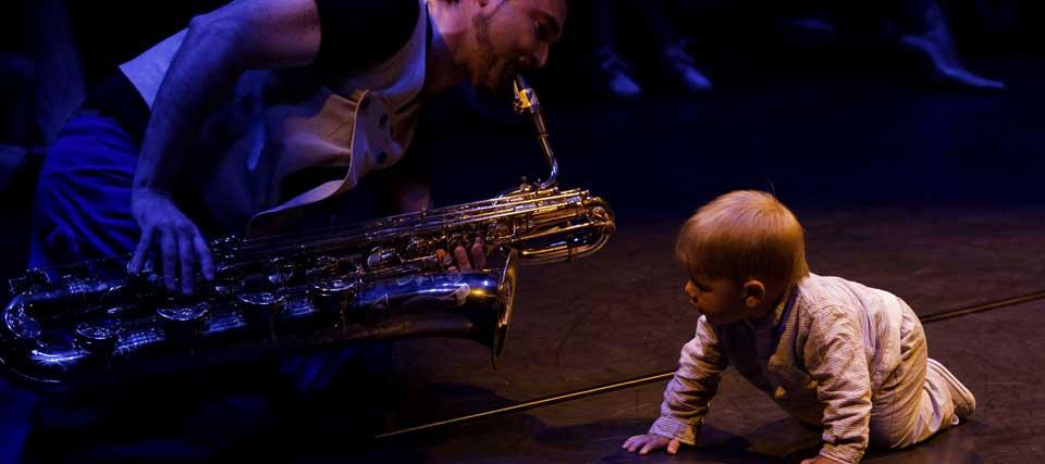 Teatralia: Concertos para Bebés