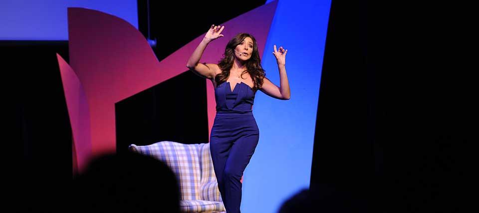 Finalizada: Descuento para 'Un cambio demente' de Paula Arcila, en el Pequeño Teatro Gran Vía