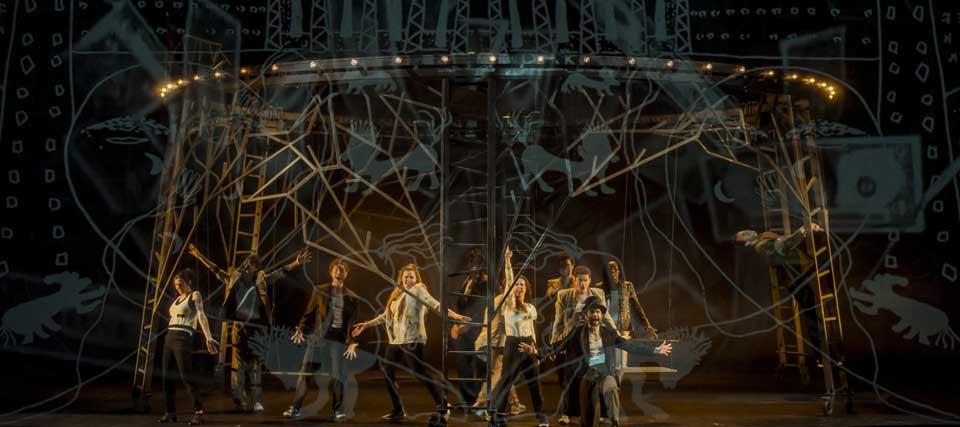 La joven compañía: Federico hacia Lorca