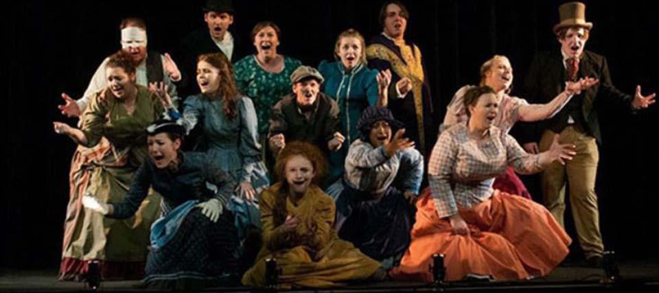 Jekyll & Hyde. El musical