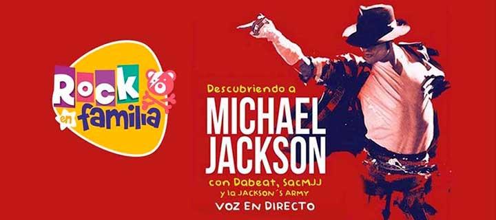 4×3 en tus entradas para 'Rock en familia: Descubriendo a Michael Jackson' en el Teatro Rialto