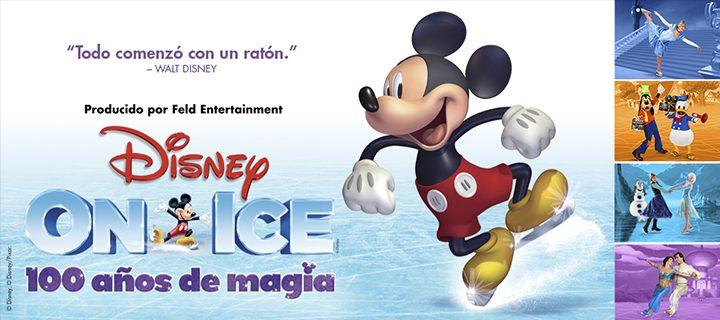 Disney On Ice: 100 Años de Magia