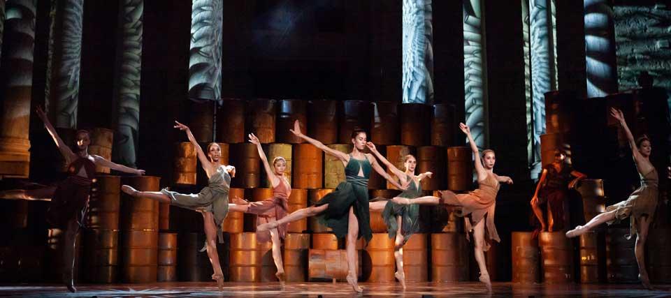 Víctor Ullate Ballet: Antígona