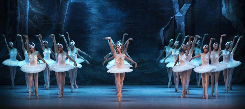El lago de los cisnes – Ballet Nacional de Cuba