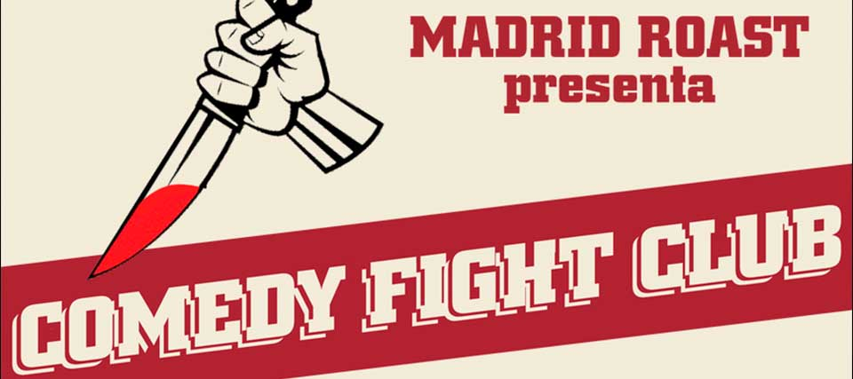Madrid Roast: Comedy Fight Club