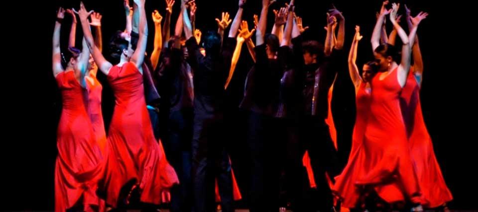 España baila flamenco 2019