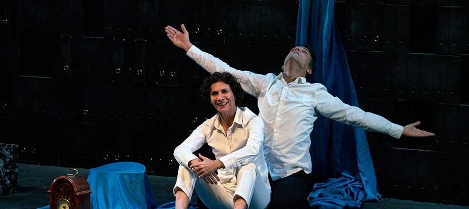 Histrión Teatro: Lorca, la correspondencia personal