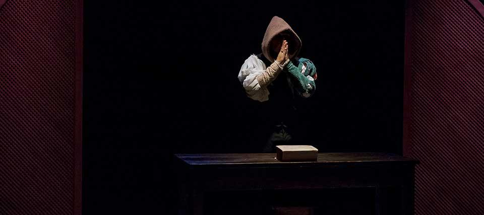 Romeo & Juliet - Sala Teatro Cuarta Pared - Teatro Madrid