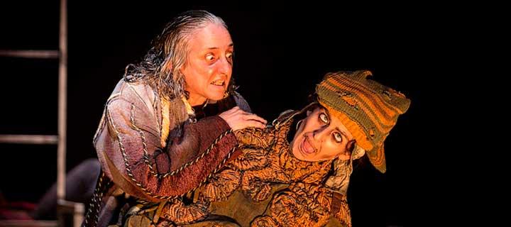 Atalaya Teatro: El rey Lear