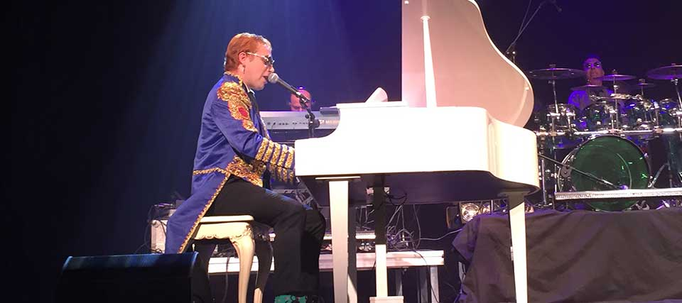 Elton Song: Tribute to the music of Elton John