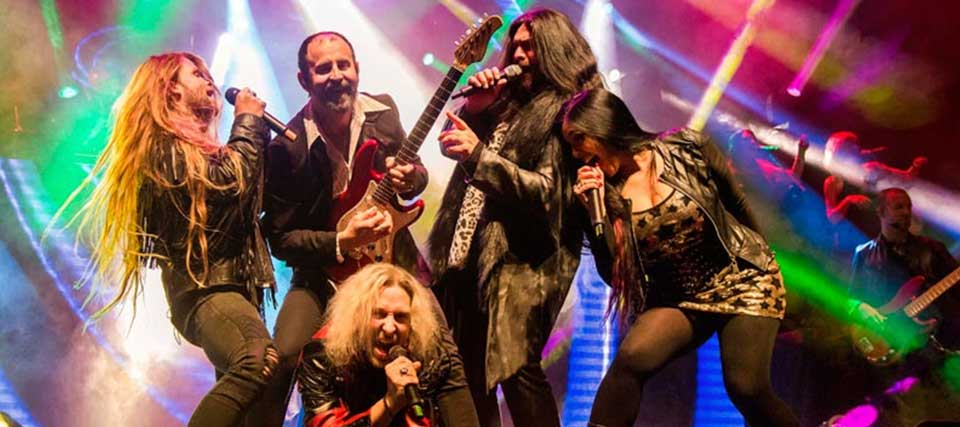 Finalizada: 4X3 para el concierto tributo 'Rapsody of Queen' en el Teatro Rialto