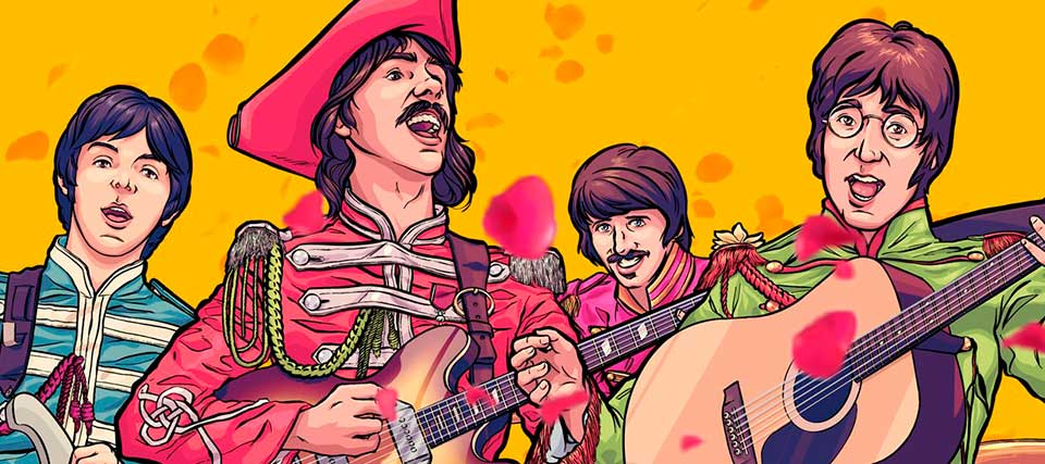 Showbeat, una noche con los Beatles