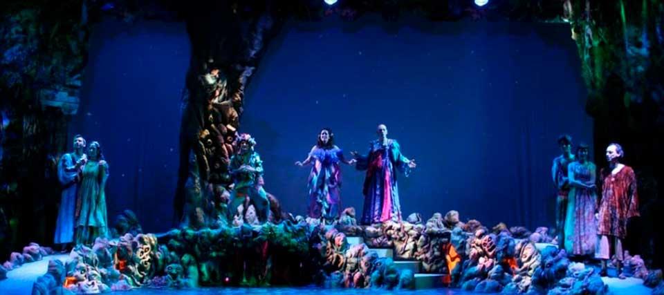El sueño de una noche de verano, el musical