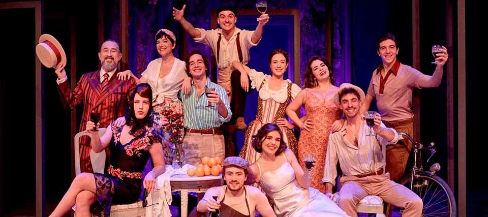 Joven Compañía Nacional de Teatro Clásico: La señora y la criada