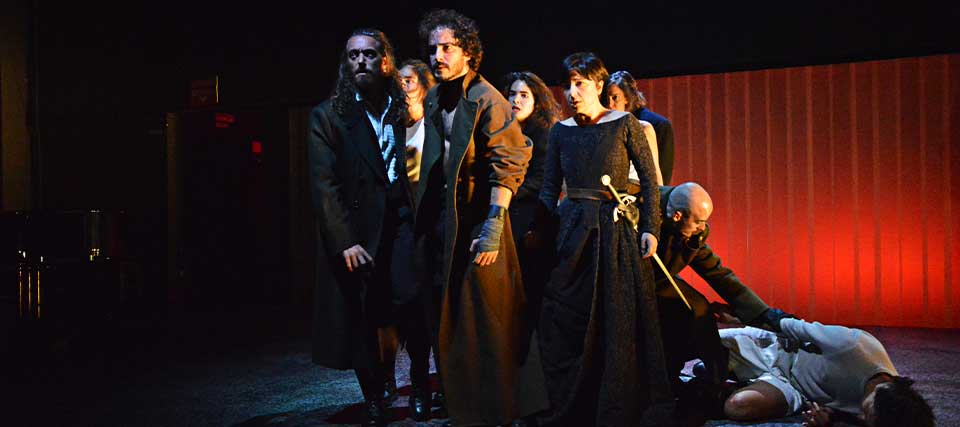 Joven Compañía Nacional de Teatro Clásico: La vida es sueño