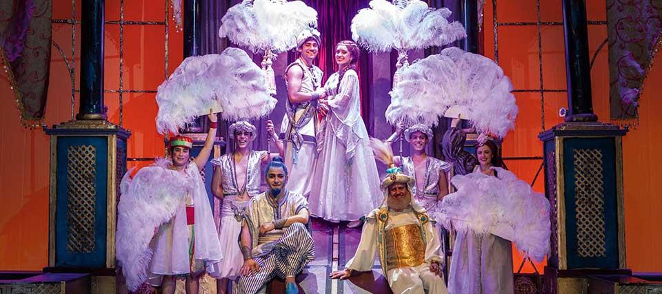 Finalizada: 40% de descuento para 'Aladín. Un musical  genial' en el Teatro Cofidis-Alcázar